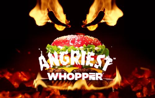 Kreatywna korespondencja od Burger Kinga
