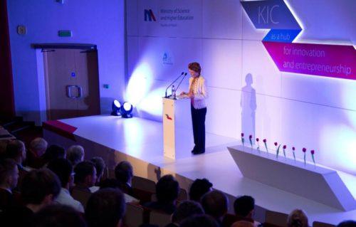 """Konferencja """"KIC jako centrum innowacji i przedsiębiorczości"""" (KIC InnoEnergy)"""