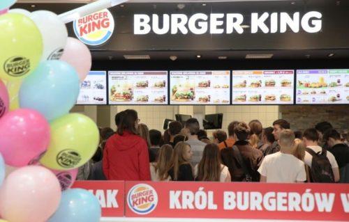 Po kilkunastu latach nieobecności BURGER KING® wrócił do Lublina