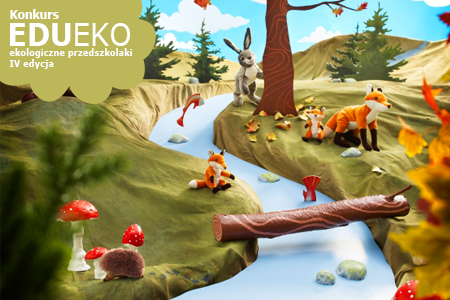 EDUeko – konkurs ekologiczny dla przedszkoli (IKEA)